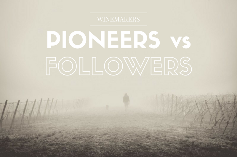 PIONEERS vs FOLLOWERS