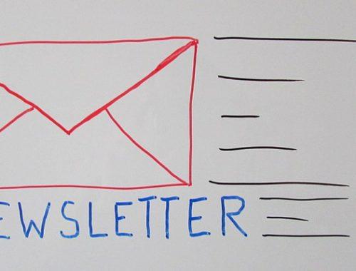 Newsletter Vino