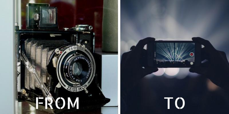 Evoluzione dei video