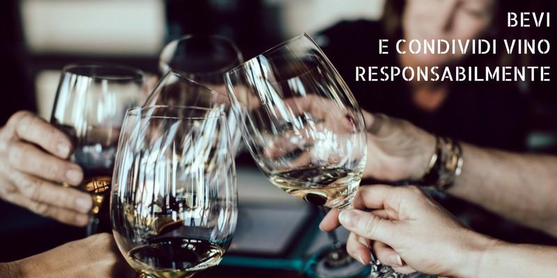 Condividi vino responsabilmente
